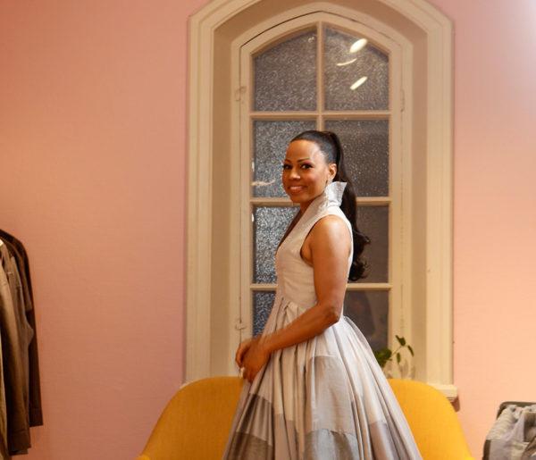 Alice Bah Kuhnkes Nobelklänning –en vacker gammal trasa