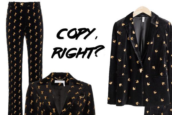 Copy, right?