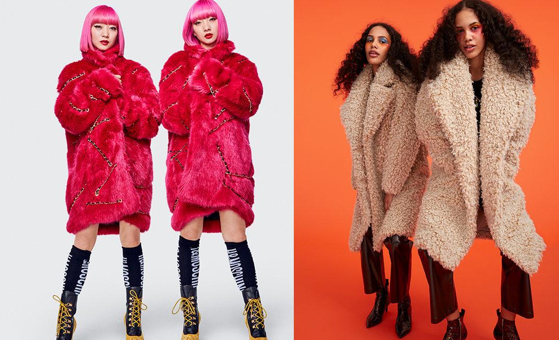 Därför vill alla bära fuskpäls i vinter